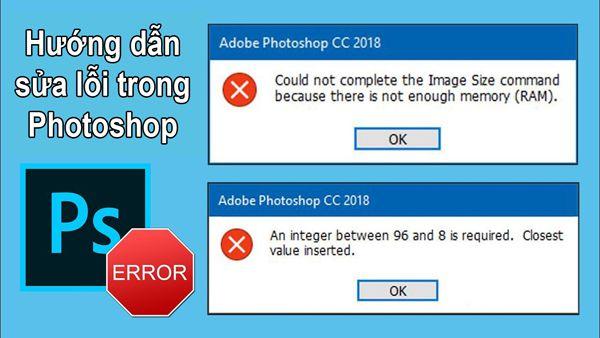 Фотошоп не хватает оперативной памяти RAM